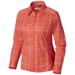 Columbia Silver Ridge™ Lite Plaid Long Sleeve Shirt - Women's